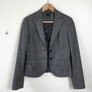 ESPRIT Virgin Wool Blazer - 6